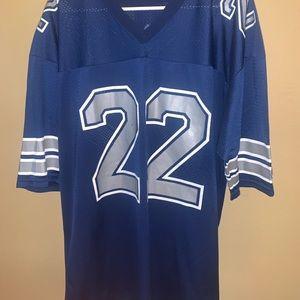 Vintage Dallas Cowboys Jersey Emmitt Smith #22